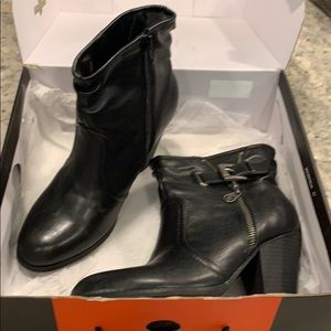 G by Guess women's ankle booties